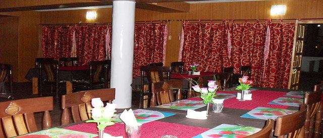 V Resorts Kanika Himalayan View Leh Restaurant